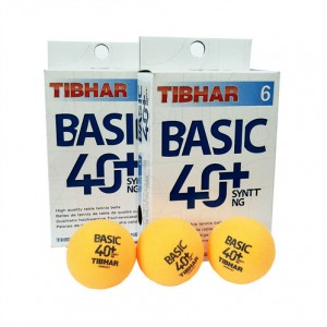 TIBHAR 2 STAR 40+ BALL(ORANGE)
