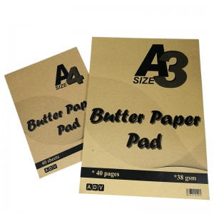 BUTTER PAPER PAD