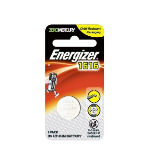 ENERGIZER BATTERY CR1616 BP1