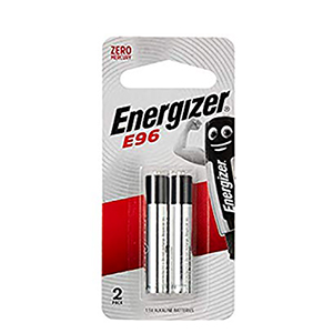 ENERGIZER E96 BP2 BATTERY AAAA