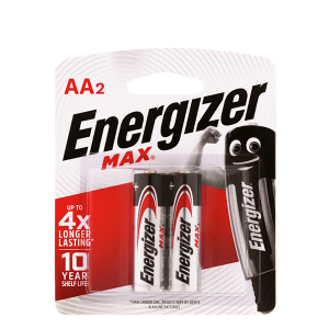 ENERGIZER BATTERY AA BP2