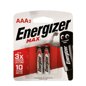ENERGIZER BATTERY AAA BP2