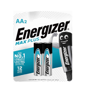 ENERGIZER MAX PLUS BATTERY AA BP2
