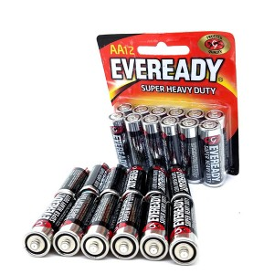 EVEREADY BATTERY AA BP12