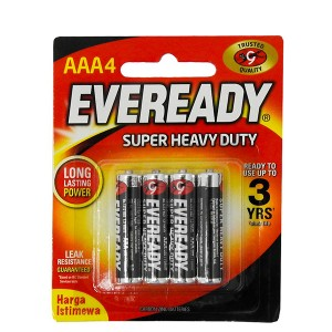 EVEREADY BATTERY AAA BP4
