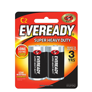 EVEREADY BATTERY C BP2