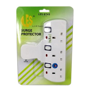 LES T-ADAPTOR (N) WITH SURGE PROTECTION