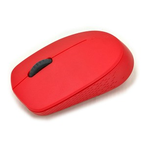 RAPOO M100 SILENT MOUSE(RED)