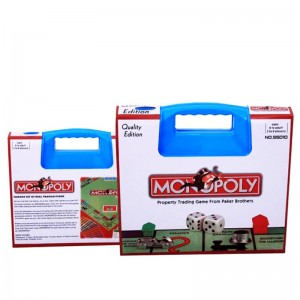 MONOPOLY 55010 QUALITY EDITION