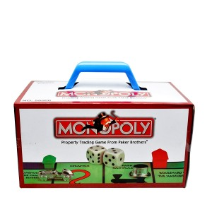 MONOPOLY 55006 BOX WITH HANDLE