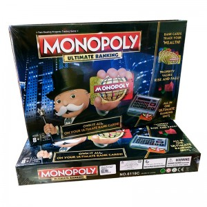MONOPOLY ULTIMATE BANKING 6118C