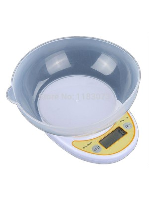 ELECTRONIC KITCHEN SCALE 5KG1G