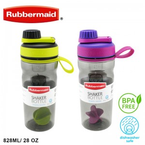 RUBBERMAID BOTTLE SHAKER 28oz/828ml