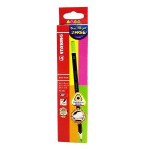 288C12 EXAMGRADE 2B PENCIL 2.6MM COLOR