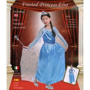 COSTUME FROZEN PRINCESS