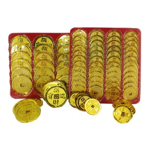 CNY GOLD COIN