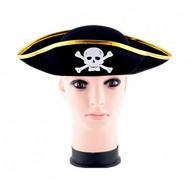 HALLOWEEN CAPTAIN HAT(B)