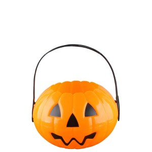 HALLOWEEN PUMPKIN BUCKET(M)