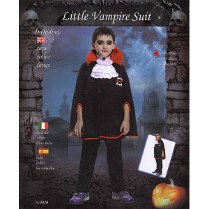 COSTUME LITTLE VAMPIRE