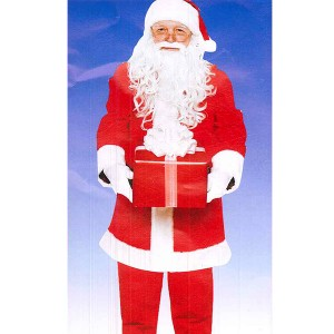 X'MAS SANTA CLOTH