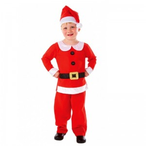 X'MAS SANTA CLOTH NORMAL (BOY)