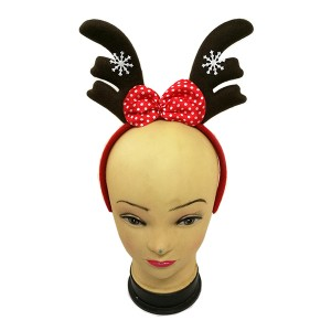DEER HAIRBAND W.HORN