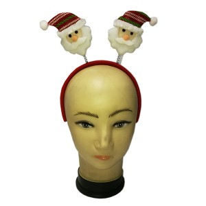 SANTA CLAUS HAIRBAND W.LINE