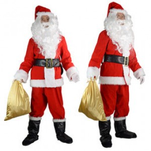 X'MAS SANTA CLOTH PREMIUM