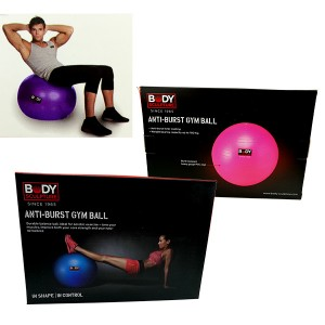 BB-001C-22 GYM BALL 22(55CM)
