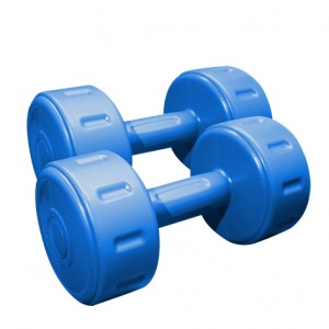 LPS ACTIVE DUMBBELL SET