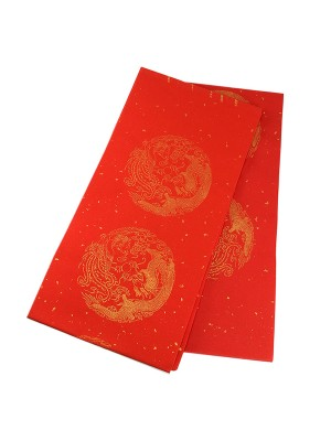 CHINESE RED PAPER 4'x4K