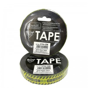 2795 SEAL NOTE TAPE