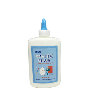CBE WG250 WHITE GLUE 250G