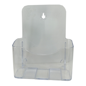 1 TIER ACRYLIC LEAFLET HOLDER NO.854 A5