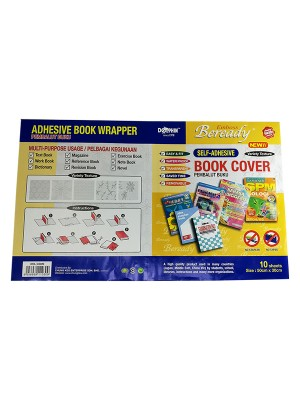 DOLPHIN SELF-ADHESIVE BK COVER-EMBOSS028