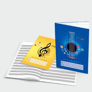 CAMPAP MUSIC BOOK