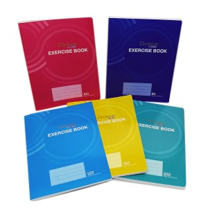 CAMPAP F5 60GSM EXERCISE BOOK