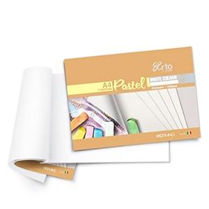 CR36280 PASTEL WHITE COLOR PAPER PAD