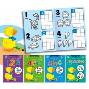 FUTURE ACE - 18 PAGES ACTIVITY BOOK 2C