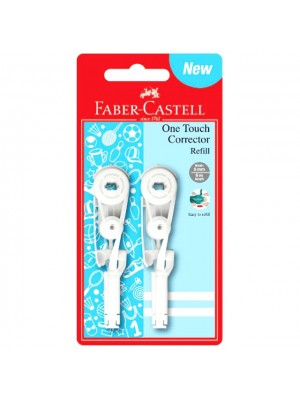 FABER CASTELL 169205 ONE TOUCH CORR.REFILL