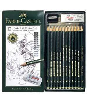 FABER CASTELL 117166 ART SET