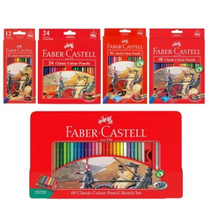 FABER CASTELL CLASSIC COL PENCIL