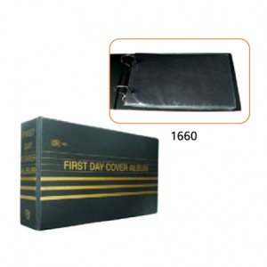 CBE 1660 FIRST DAY COVER