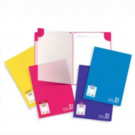 CM8436 4 POCKET FOLDER