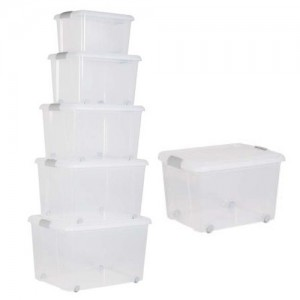FSB956 ICONIC STORAGE BOX WITH WHEEL