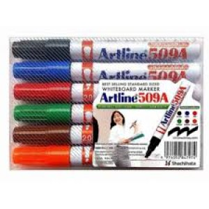 ARTLINE 509A WHITE BOARD SET