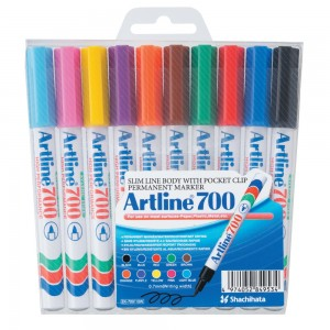 ARTLINE 700/10W MARKER-ECO SET