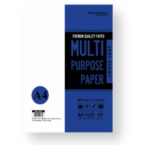 MP-1050 MULTIPURPOSE PAPER 100gsm 50'S