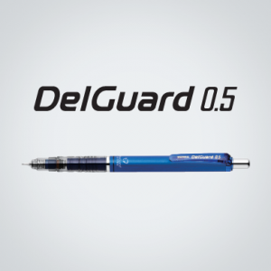 ZEBRA DELGUARD P-MA85 0.5 MECHANICAL PENCIL