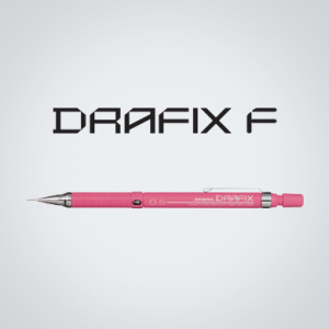ZEBRA DRAFIX  F 0.5 MECHANICAL PENCIL